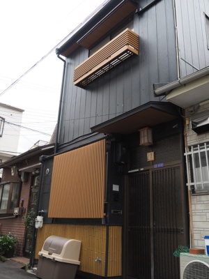 小林氏が投資した野田駅が最寄りの民泊物件。古民家を民泊仕様にリノベーションしている