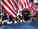 米議会が法案を可決、星条旗にすがる香港の悲壮 - 香港2019(4)