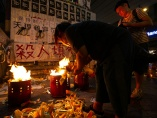 香港デモが組み込んだいくつもの「死」の物語 - 香港2019(11)