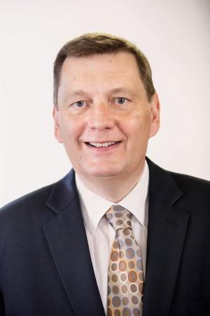 北アイルランド・フード&ドリンク協会のマイケル・ベル代表