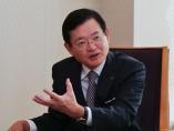 車谷社長「東芝は総合電機ではなくデータカンパニーになる」