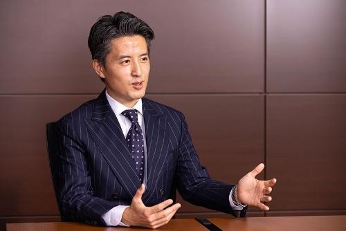 さわかみ投信の最高投資責任者を務める草刈貴弘氏