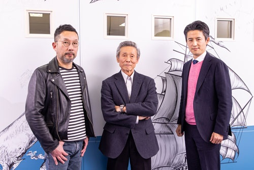 株高と金融政策をテーマに鼎談した相場英雄氏(左)、澤上篤人氏(中央)、草刈貴弘氏 (写真:北山宏一)