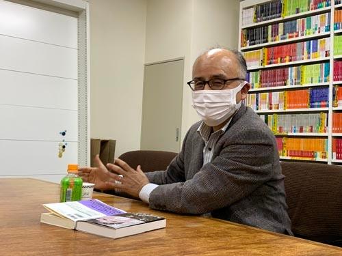 森本あんり先生