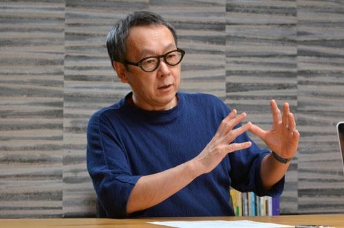 星野氏は事件を組織の中でイノベーションの機会ととらえる(写真:栗原克己)