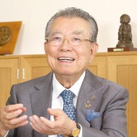 環境問題にも積極的に取り組む島正博会長(写真=生田将人)