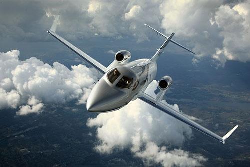 2019年まで3年連続で小型ジェット機の分野でシェア世界一になったHondaJet
