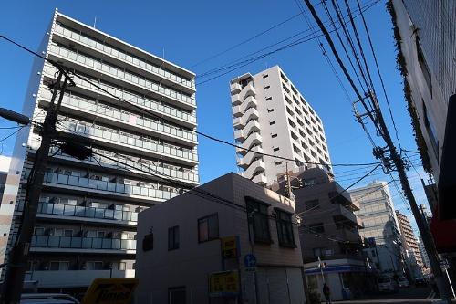 新興デベロッパーのサジェストがマンション開発を始めた川崎・堀之内エリア。若い世代を中心に人気を集め始めている