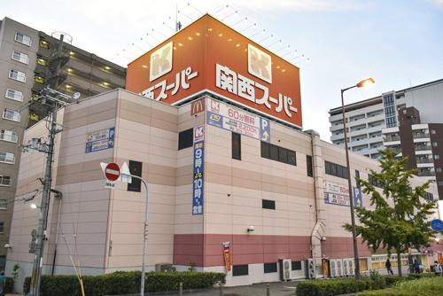 関西スーパーは大阪、兵庫、奈良の3府県に64店舗を有する(写真:共同通信)