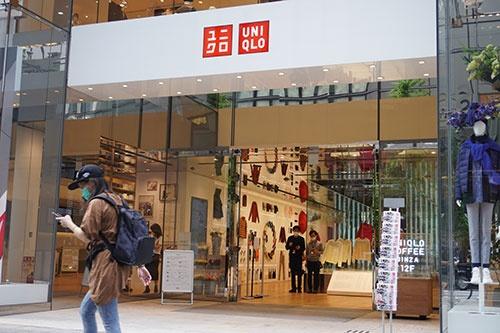 ユニクロ銀座店は2012年に「グローバル旗艦店」として開業した