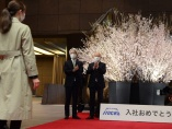 新型コロナは長期戦 伊藤忠岡藤会長「抑えて、じっと我慢する」