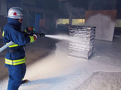 モリタホールディングスは消防だけでなく総合的な防災ソリューションを提供する企業への転換を図る