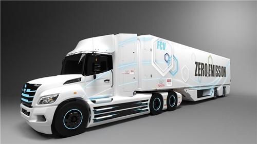 日野自動車はトヨタ自動車と燃料電池トラックの開発に乗りだした
