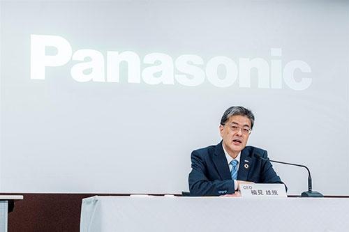 パナソニックの楠見雄規CEOは5月27日のオンライン会見で「今後2年間は、全ての事業部で攻める領域を定め、競争力を集中させる」と語った