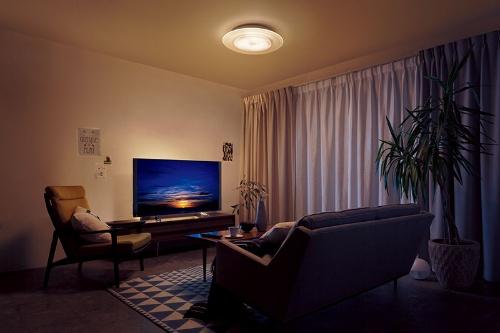 パナソニックは照明や空調などの機器で空間の快適さを高める「空間ソリューション」を基幹事業と位置付ける