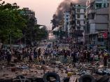 混迷ミャンマー(1)やまない軍政の弾圧と恐怖 追われる人々