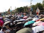 タブーの王室批判も辞さず タイで激化する反体制デモと米国陰謀論