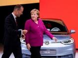 VW、巨大電池工場6カ所に 欧州勢突き動かすテスラと環境規制