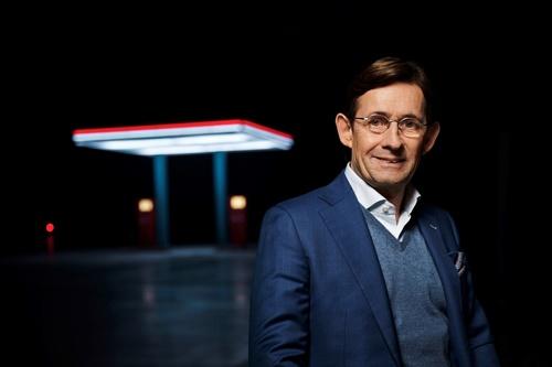 レックス・カーセマケルス氏。1960年、オランダ生まれ。ボルボ・カーのエグゼクティブ・マネジメント・チームには2004~08年、10年から現在まで就いている