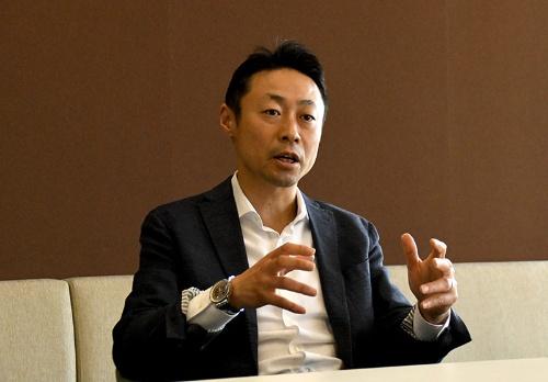 Paidyの杉江陸社長兼CEO(最高経営責任者)