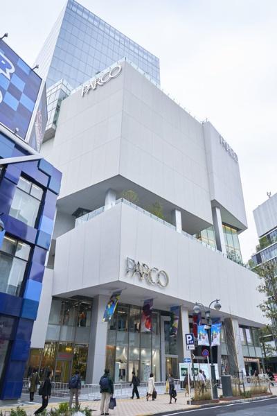 2019年11月にリニューアルオープンした渋谷パルコ(写真:アフロ)