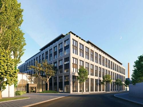 ミュンヘンに設ける新施設のイメージ(出所:アップル)