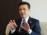りそなHD南社長「10兆円投融資で中堅・中小のSXを支援」