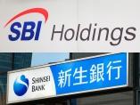 SBI、新生銀取り込みへ「実力行使」 裏に不祥事の後始末?