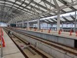 JR九州の西九州新幹線 来年秋開業、懸案抱えたまま工事急ピッチ