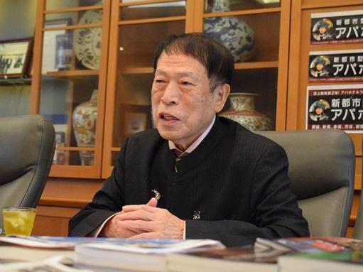 アパグループ元谷外志雄代表、新型コロナを「M&Aの好機に」