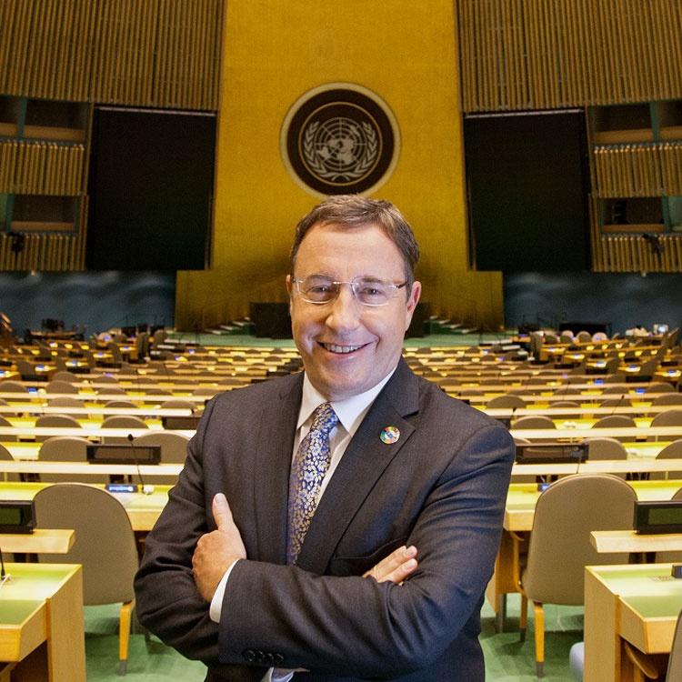 国連開発計画総裁「人類は失敗を深く認識しなければなりません」