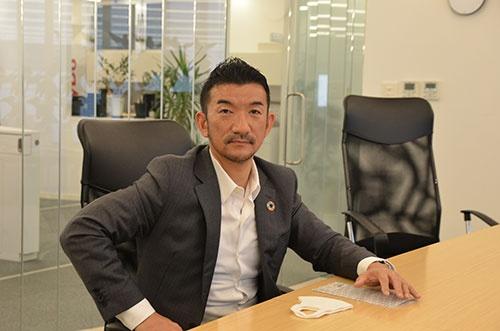 TBMの山﨑敦義CEO