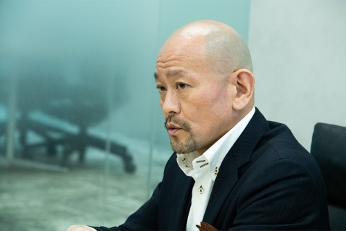 クー・マーケティング・カンパニー代表取締役の音部大輔氏に話を聞いた(写真/志田 彩香)