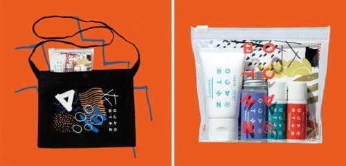 トラベル用のスキンケアとして、ボッチャン バックパッカーセット(3850円)もある。洗顔、化粧水、美容乳液、スキンパーフェクターの4点が約1週間分入っていて、初めてBOTCHANを使用する人にも向いている