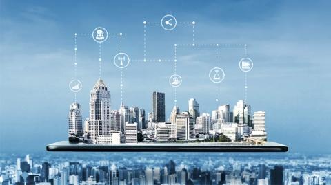 生活全般に関わる分野での先端テクノロジーの導入で、「丸ごと未来都市」の実現をうたうスーパーシティ構想が前進し始めた(写真/Shutterstock)