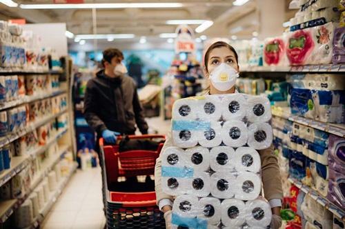 約100万人分の決済データを活用して消費動向を調査する「JCB消費NOW」。毎月そのデータを読み解くのが本連載だ。初回は、新型コロナウイルスの感染拡大が、日本の2020年2月の個人消費にどう影響を及ぼしたのかを見ていく(写真/Shutterstock)