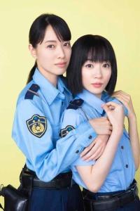 テレビドラマ「ハコヅメ~たたかう!交番女子~」。主演は戸田恵梨香(左)、永野芽郁(右) ©NTV