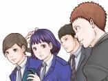 ドラマもアニメも漫画賞も。『ハコヅメ』、日経ビジネスに凱旋!