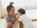 幼児のかみつき、コロナ禍で増える?