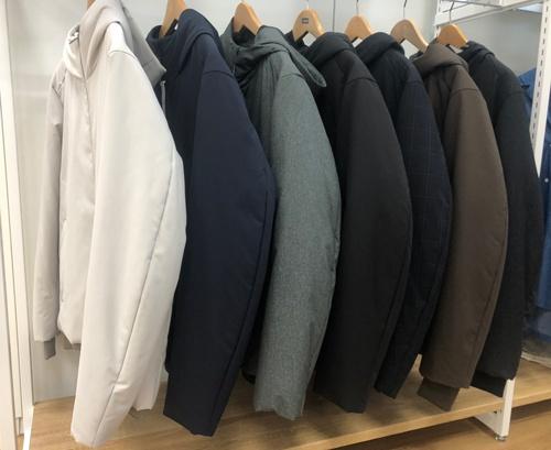 アダストリアが今年の秋冬に展開するジャケットの中綿にRENUを採用した