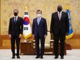 バイデン構想 vs 習近平イニシアチブ、韓国は中国の元に