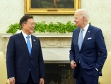 検証:米韓首脳会談、「韓国は中国チーム入りした」は間違い