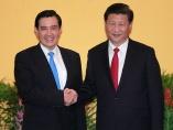 「一つの中国」で習近平氏に足をすくわれた馬英九氏