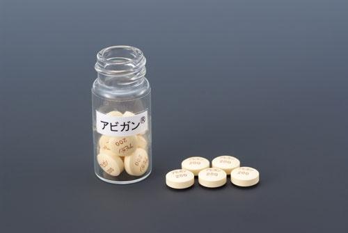富士フイルム富山化学の抗インフルエンザ薬「アビガン」