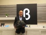 新宿マルイ1階で青野社長「小売りの未来はここにある」