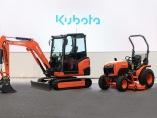 クボタ、24年に電動トラクター商用化 脱炭素にギア上げる