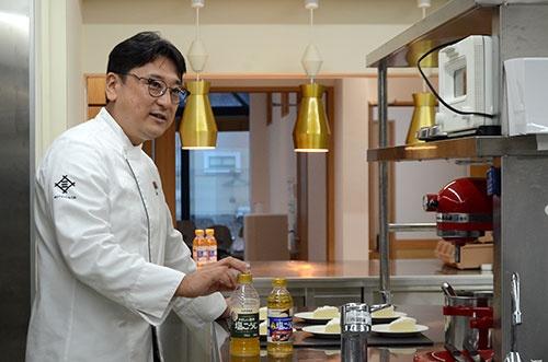 三井物産食料本部開発センター長を務める伊藤尚洋