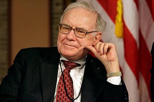 5大商社に出資したウォーレン・バフェット氏率いる米バークシャー・ハザウェイ(写真:Chip Somodevilla / Getty Images)