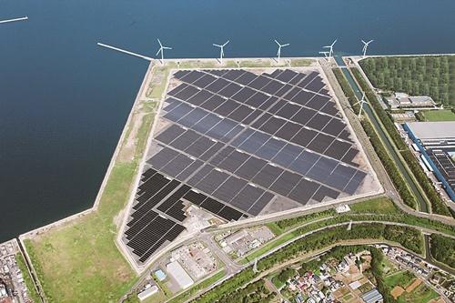 東芝は太陽光発電など再生可能エネルギーを注力領域の1つに掲げてサービス化を急ぐ