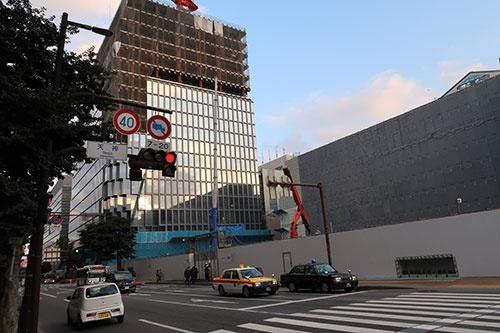 「天神ビッグバン」と呼ばれる再開発の一環で、福岡の中心部では21年以降、大型オフィスの大量供給が本格化する